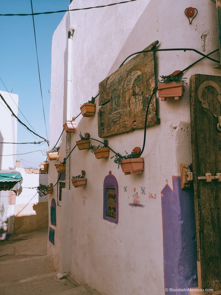 bhalil village morocco colors street funky