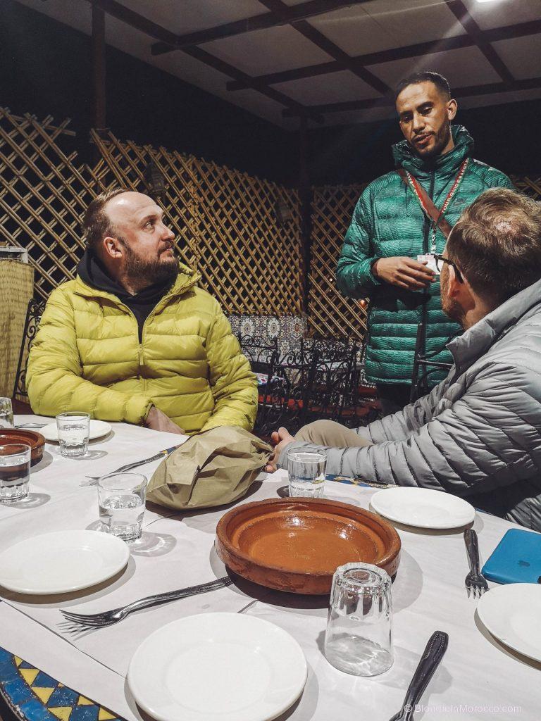 morocco local food street food