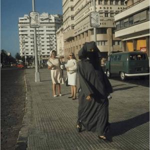 morocco vintage women street