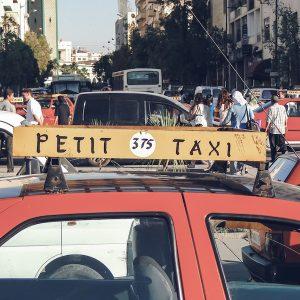 taxi morocco
