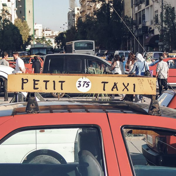 Taking taxi in Morocco: a survival guide