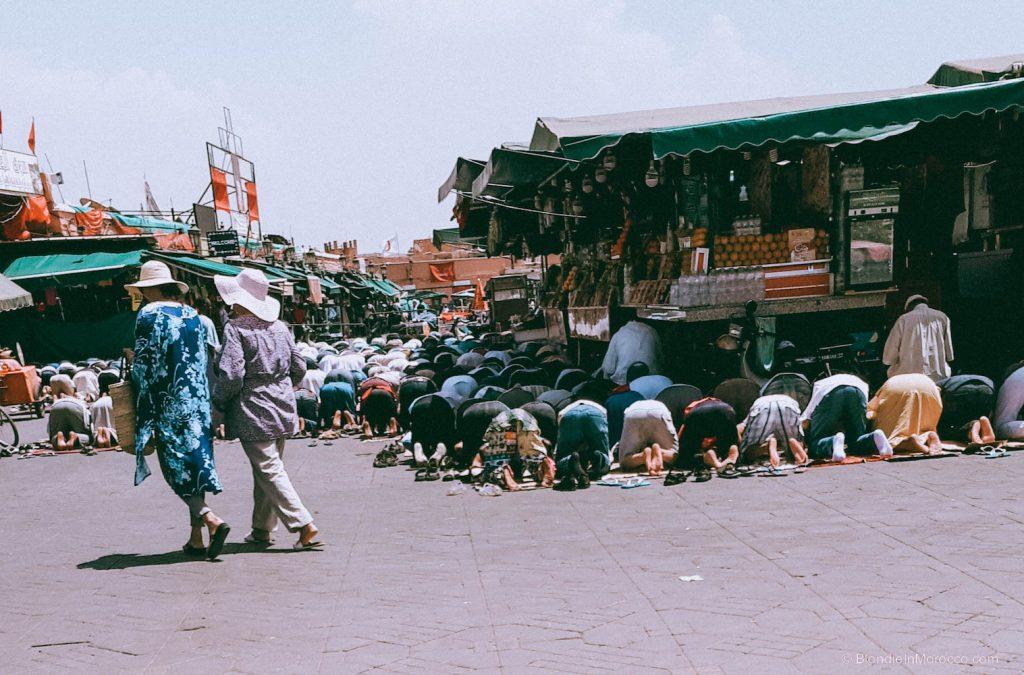 ramadan Morocco prayers Marokas Ramadanas.